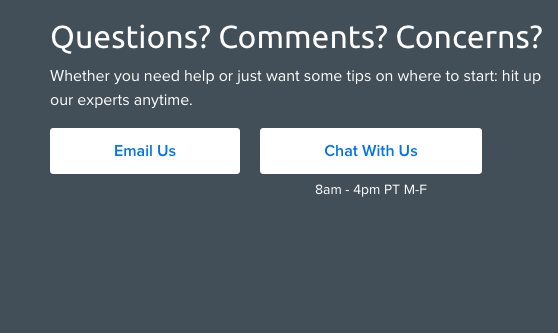 Dreamhost.com support chat