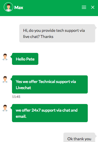 WebHost.uk.net support chat