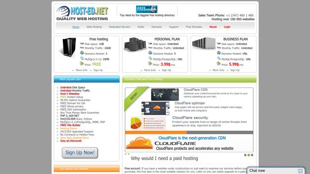 Host-ed.net Thumbnail