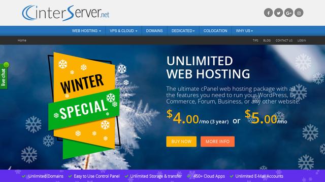 InterServer.net Thumbnail