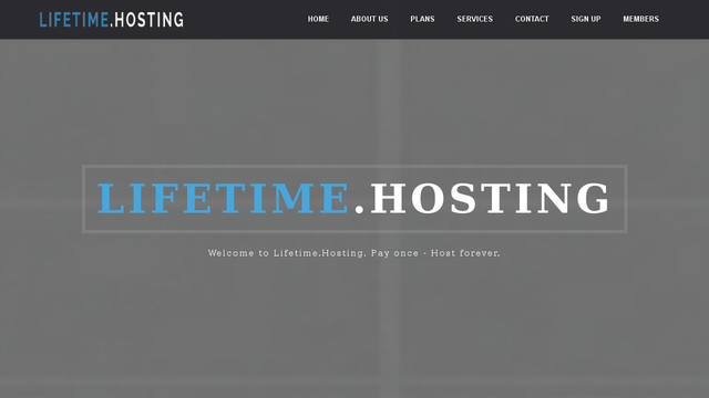 Lifetime.hosting Thumbnail