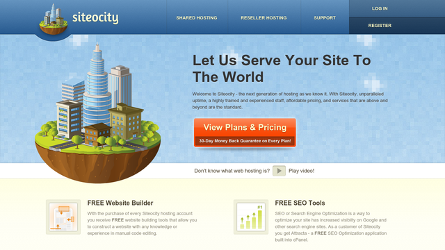SiteOcity Rating, Uptime and Expert Review